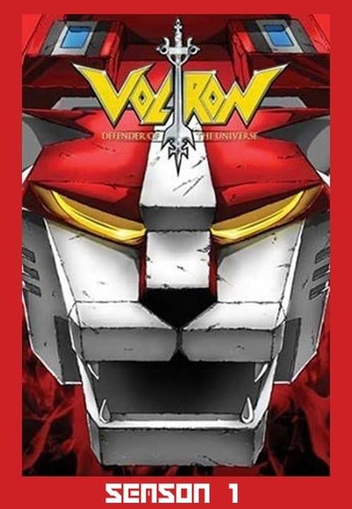 Voltron Lion Force