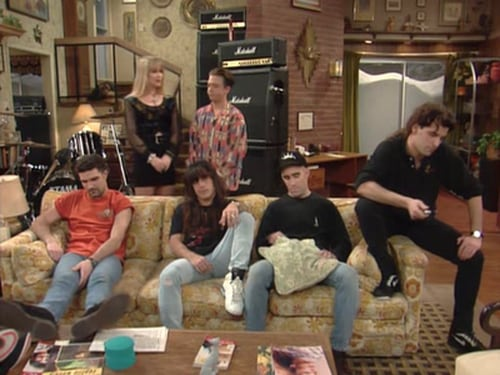 Married... with Children - Season 6 - Episode 18: My Dinner with Anthrax