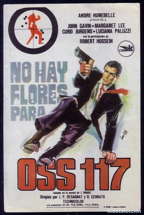 Mira La Película No hay flores para O.S.S. 117 Con Subtítulos
