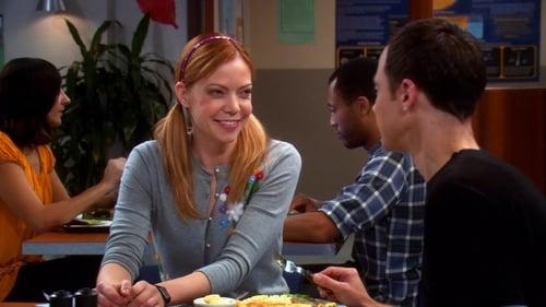 The Big Bang Theory: Season 2 – Épisode The Cooper-Nowitzki Theorem