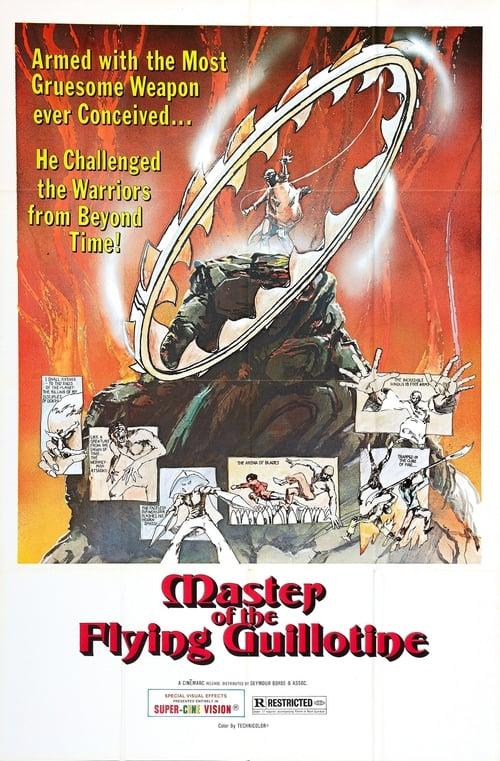 Imagen El luchador Manco 2 (El luchador manco contra la guillotina voladora)