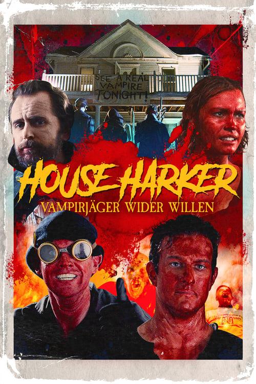 Film House Harker - Vampirjäger wider Willen Auf Deutsch Synchronisiert