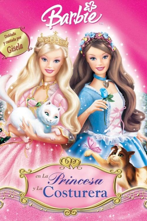 Mira La Película Barbie en La Princesa y la Costurera En Español En Línea
