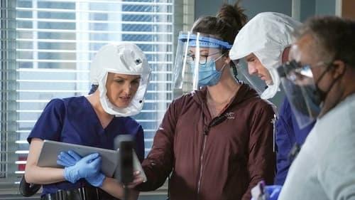 Grey's Anatomy - Season 17 - Episode 10: Breathe