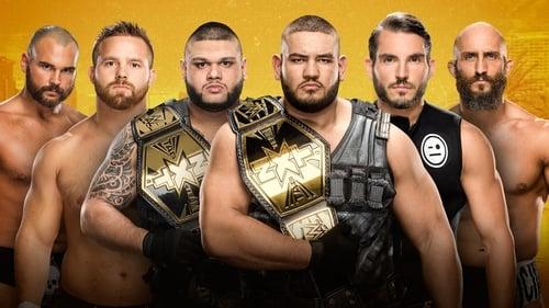 Ver pelicula NXT Takeover: Orlando Online