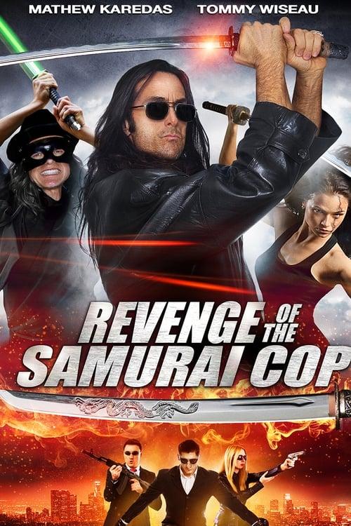Assistir Filme Revenge of the Samurai Cop Online Grátis