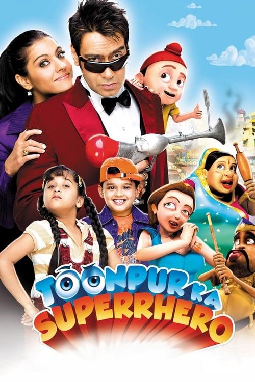 Mira La Película टूनपुर का सुपरहीरो Gratis En Línea