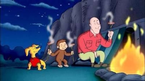 Curious George: Season 1 – Episod Camping with Hundley