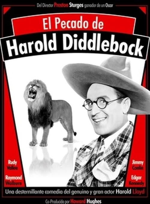 Mira La Película El Pecado de Harold Diddlebock En Buena Calidad Hd 720p