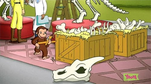 Curious George: Season 3 – Episode Curious George-Asaurus