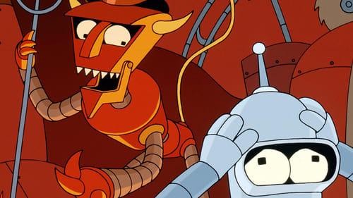 Futurama - Season 1 - Episode 9: Hell Is Other Robots