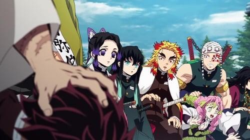 Poster della serie Demon Slayer: Kimetsu no Yaiba