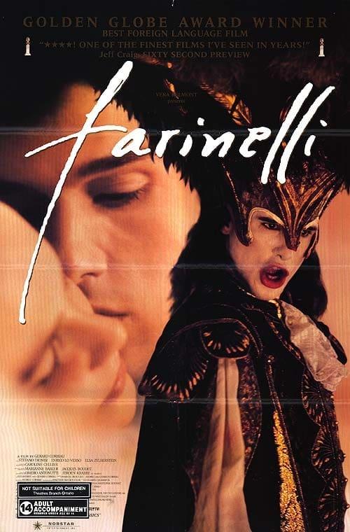 Farinelli – Voce regina
