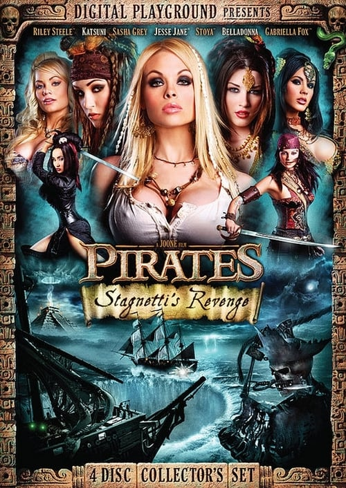 The poster of Pirates II: Stagnetti's Revenge