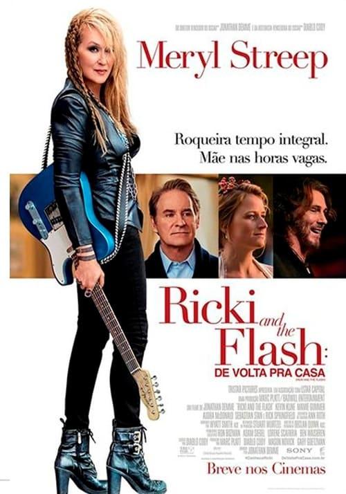 Assistir Ricki and the Flash: De Volta pra Casa Em Português Online