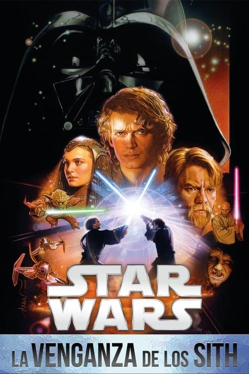 Película La guerra de las galaxias. Episodio III: La venganza de los Sith Con Subtítulos En Línea