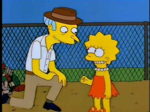 Lisa e o Velhote