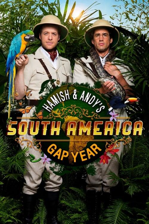Hamish and Andy's Gap Year: Season 4