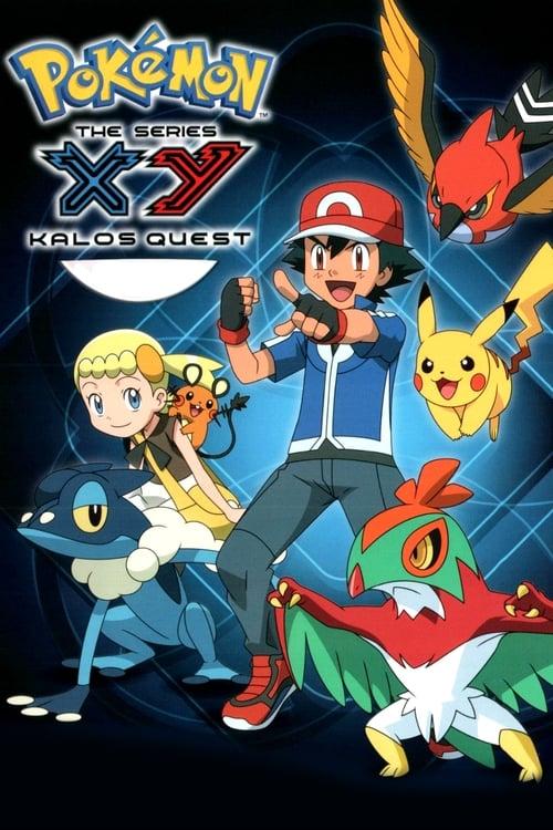 Pokémon Season 18