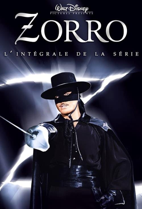 Les Sous-titres Zorro (1957) dans Français Téléchargement Gratuit   720p BrRip x264