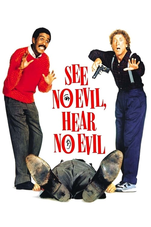 Largescale poster for See No Evil, Hear No Evil