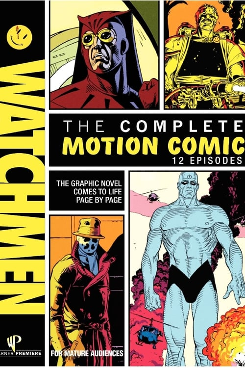 Watchmen: Motion Comic (2008)