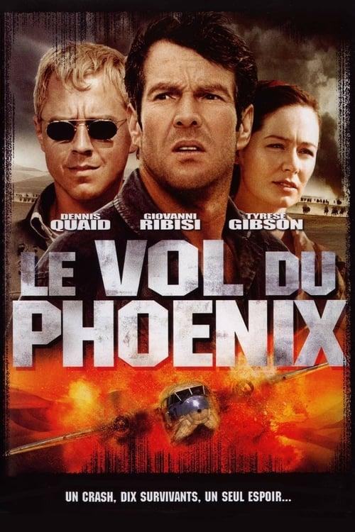 ➤ Le Vol du Phœnix (2004) streaming Amazon Prime Video