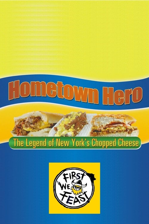 Película Hometown Hero: The Legend of New York's Chopped Cheese Con Subtítulos En Español