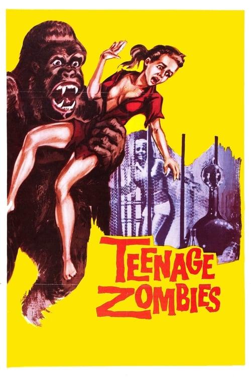 Película Teenage Zombies Doblado Completo