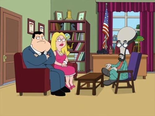 American Dad! - Season 4 - Episode 12: 10