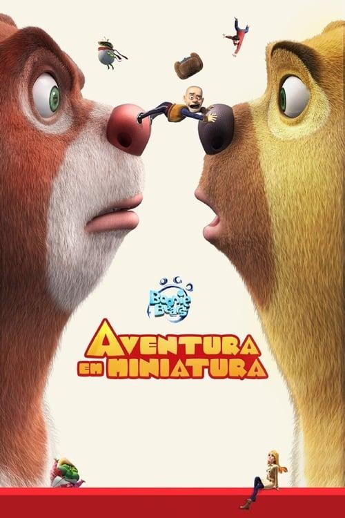 Assistir Boonie Bears: Aventura em Miniatura - HD 720p Dublado Online Grátis HD
