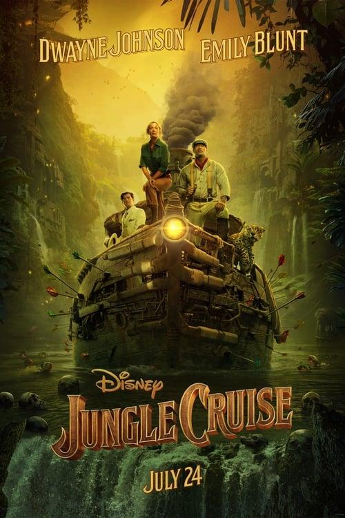 Jungle Cruise Movie Stream