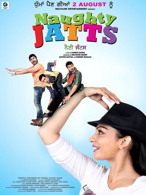 Largescale poster for Naughty Jatts