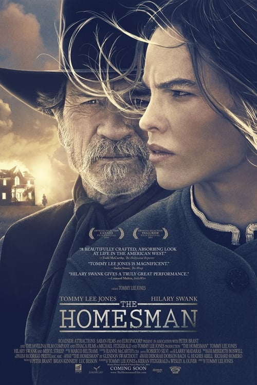 Download The Homesman (2014) Best Quality Movie
