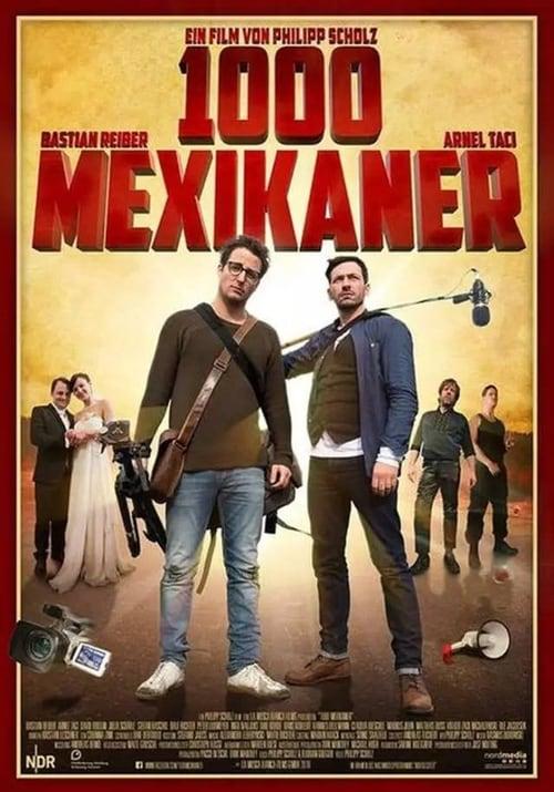 Ver pelicula 1000 Mexikaner Online