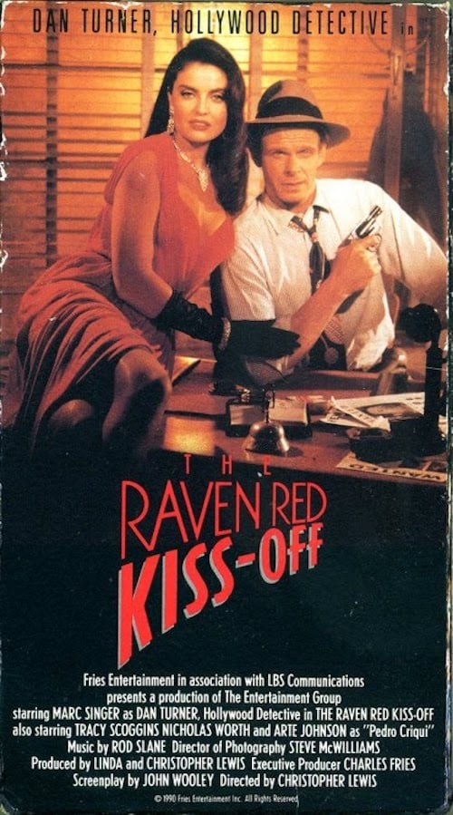 The Raven Red Kiss-Off (1990)