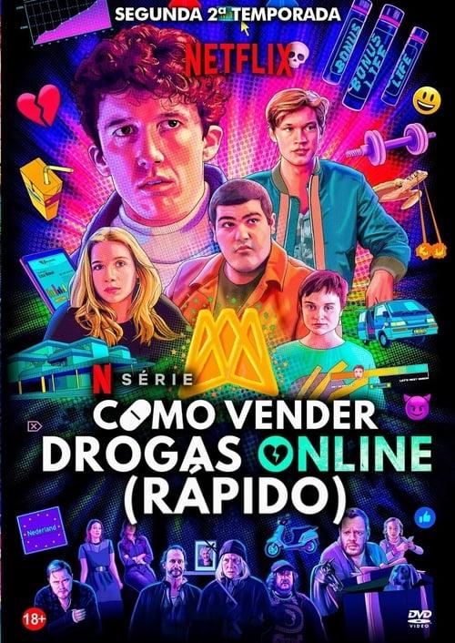 Como Vender Drogas Online (Rápido) 3ª Temporada Completa 2021 - Dual Áudio / Legendado WEB-DL 720p | 1080p