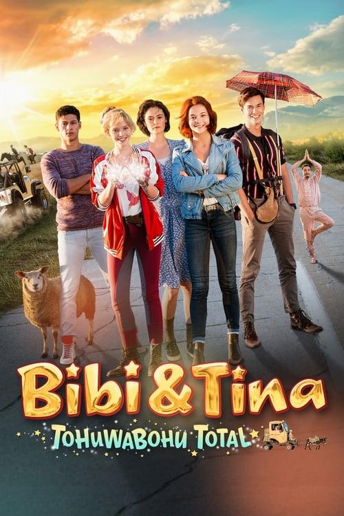 Poster von Bibi & Tina: Tohuwabohu total