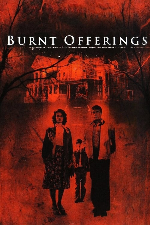 Largescale poster for Burnt Offerings