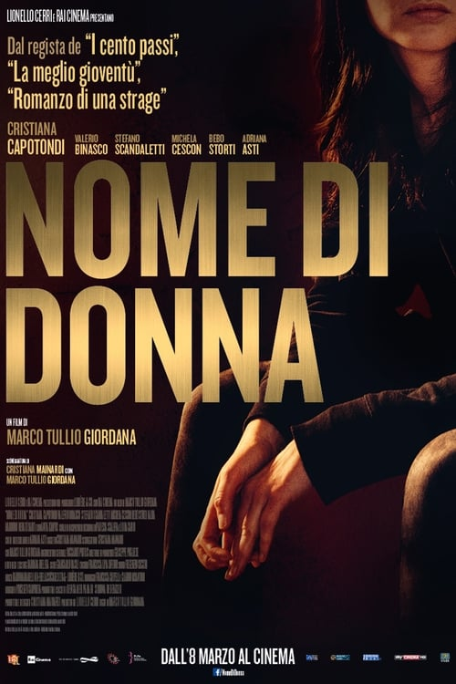 Nome di donna - Poster