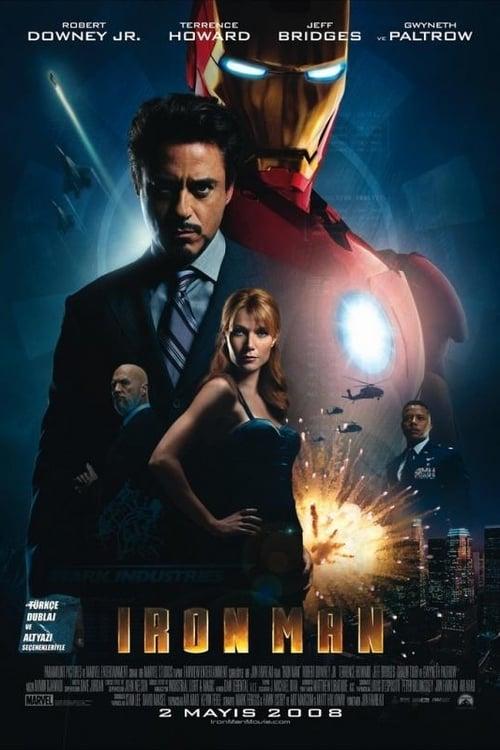 Iron Man ( Demir Adam )