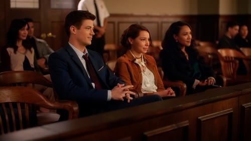 The Flash - Season 5 - Episode 10: The Flash & The Furious