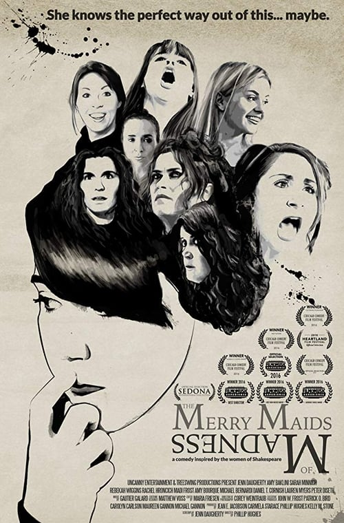 مشاهدة الفيلم The Merry Maids of Madness مجانا على الانترنت