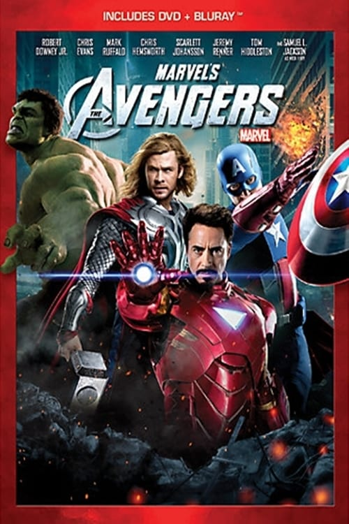 Regarder Le Film The Avengers: A Visual Journey Gratuit En Ligne