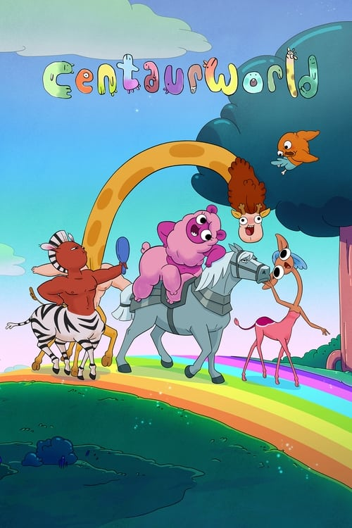 Poster von Centaurworld