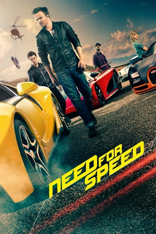 Need for Speed - Action / 2014 / ab 12 Jahre