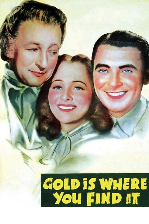 Gold Is Where You Find It (1938)