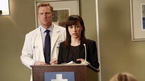 Grey's Anatomy - Season 9 - Episode 15: Hard Bargain
