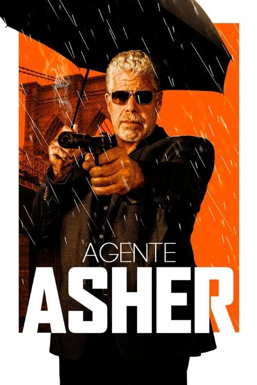 Assistir Agente Asher - HD 720p Dublado Online Grátis HD