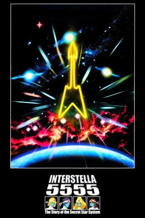 Assistir Interstella 5555 Online Grátis